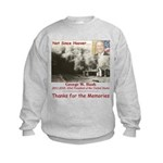 Thanks W Kids Sweatshirt