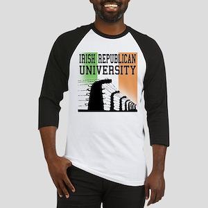 Irish Republican University Baseball Jersey