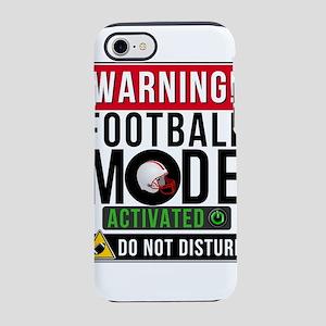 Football Mode Mode Activated iPhone 8/7 Tough Case