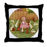 BYE BABY BUNTING Throw Pillow
