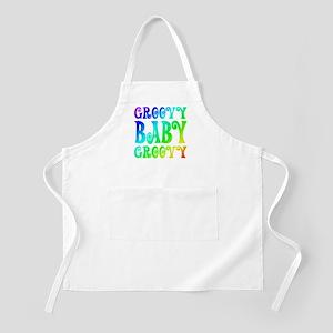 Groovy Baby Groovy BBQ Apron
