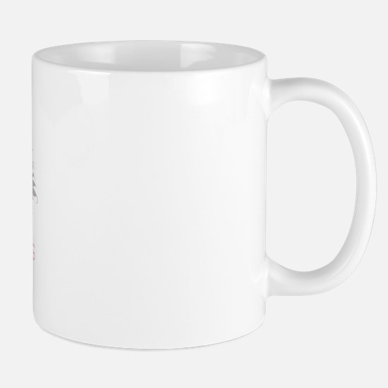 """Elegant"" Portuguese Water Dog Mug"