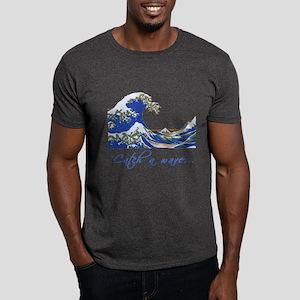 Catch a Wave Ocean Dark T-Shirt