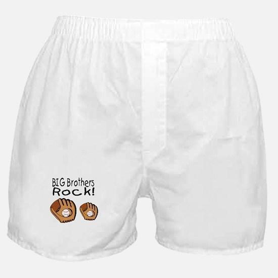 Big Brothers Rock Boxer Shorts