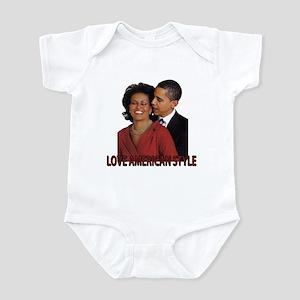 Custom Infant Bodysuit