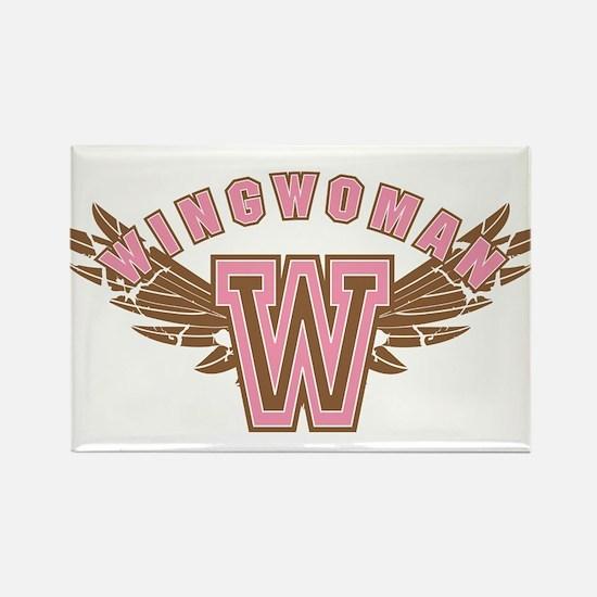 Wingwoman Magnets
