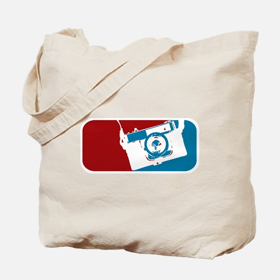 Most Valuble Photographer logo Tote Bag