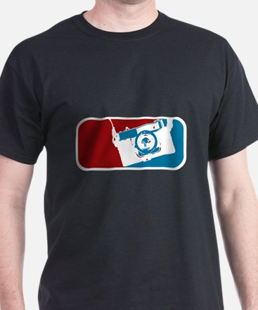Most Valuble Photographer logo T-Shirt