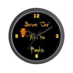 """""""Become One"""" Wall Clock"""