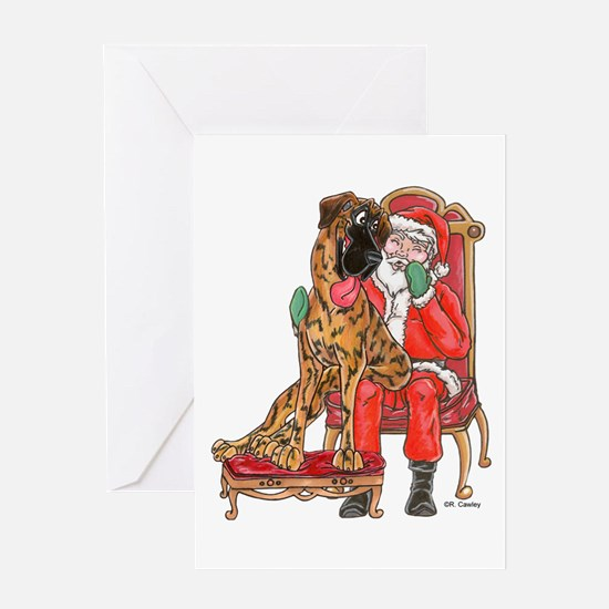 NBr I Been Good Greeting Card