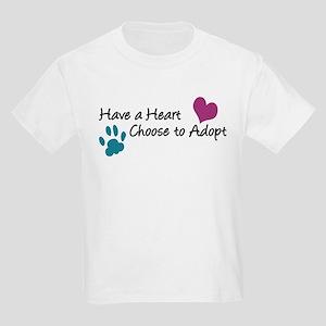 Have a Heart Kids Light T-Shirt