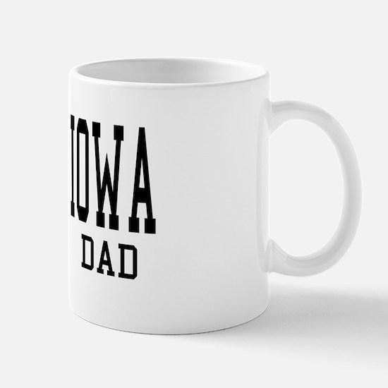 Iowa Dad Mug