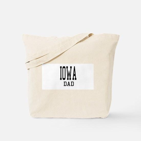 Iowa Dad Tote Bag