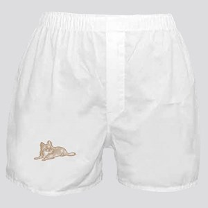 Chihuahua (sketch) Boxer Shorts