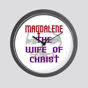 Mary Magdalene Wall Clock