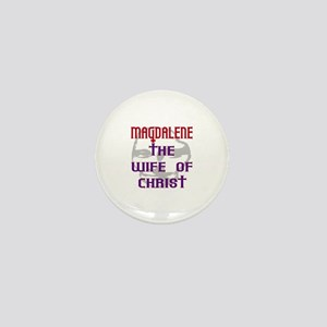 Mary Magdalene Mini Button