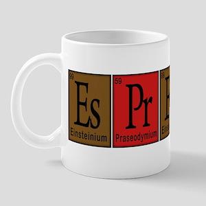 espresso compound mug