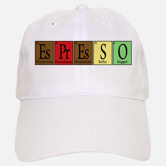 Espresso Compound Baseball Baseball Cap