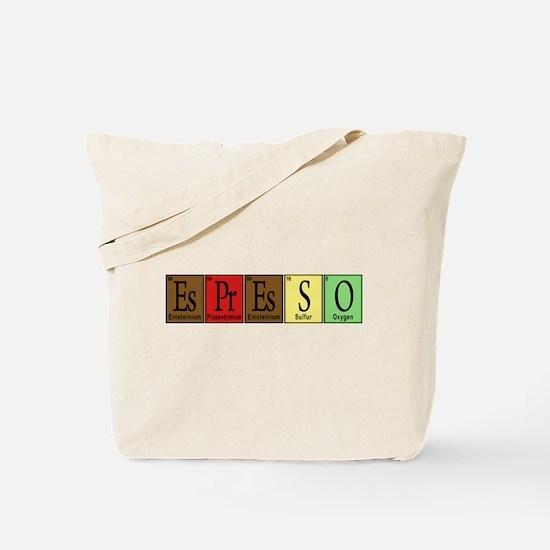 Espresso Compound Tote Bag