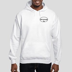 Chincoteague Island VA Hooded Sweatshirt