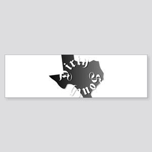 Dirty South Circle 2 Bumper Sticker (10 pk)