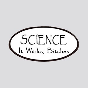 Science Works Patch