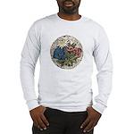 Rocky Alpine Bouquet Long Sleeve Ash T-Shirt