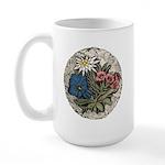 Rocky Alpine Bouquet Large Mug