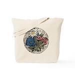 Rocky Alpine Bouquet Tote Bag
