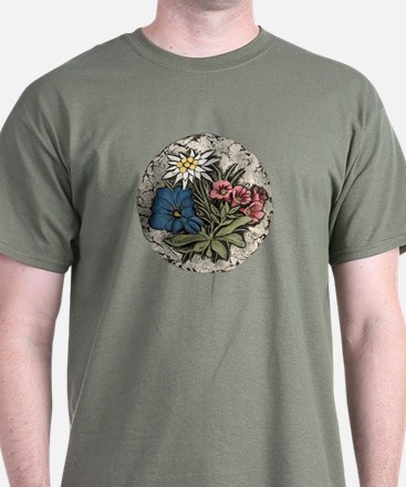 Rocky Alpine Bouquet T-Shirt