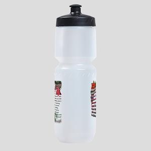 Clark Rants 2 sided Sports Bottle