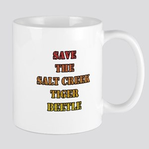 Save the Salt Creek Tiger Bee Mug