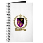 SURETTE Family Crest Journal