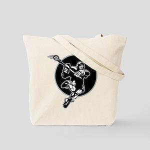 LAX Player Logo Tote Bag