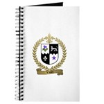 VIOLET Family Crest Journal