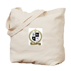 VIOLETTE Family Crest Tote Bag