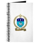 VILLEDIEU Family Crest Journal