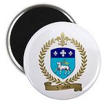 VILLEDIEU Family Crest Magnet