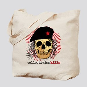 Collectivism Kills Tote Bag