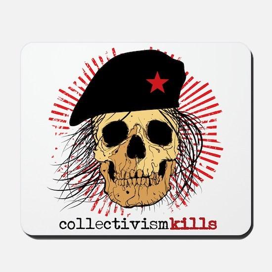 Collectivism Kills Mousepad