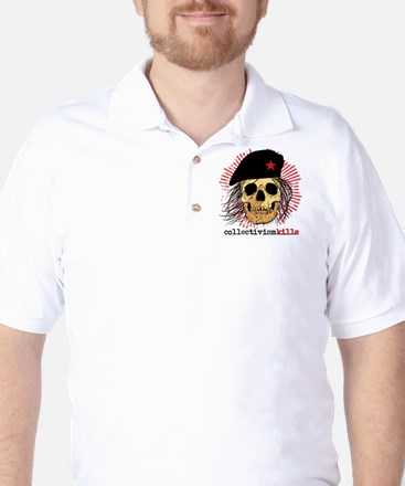 Collectivism Kills Golf Shirt