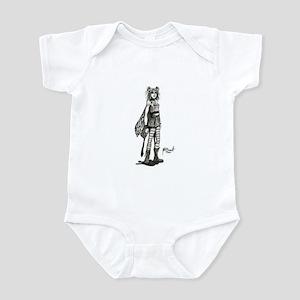 Combat boot fairy Infant Bodysuit