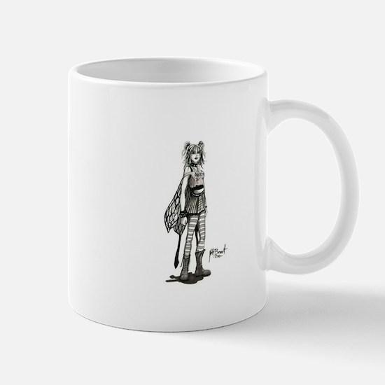 Combat boot fairy Mug