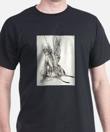 graffiti fairy T-Shirt