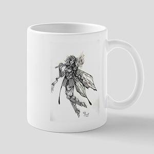 Samuri fire fairy Mug