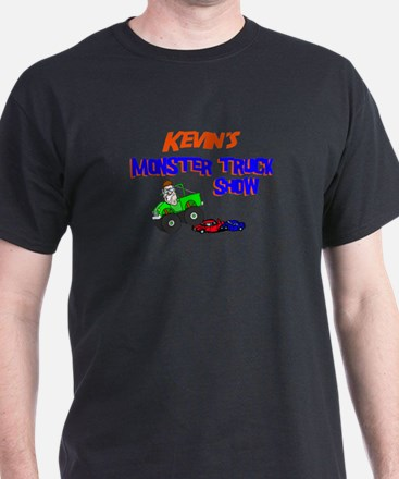 Kevin's Monster Truck T-Shirt