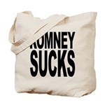Romney Sucks Tote Bag