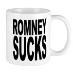 Romney Sucks Mug