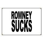 Romney Sucks Banner