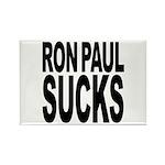 Ron Paul Sucks Rectangle Magnet (10 pack)